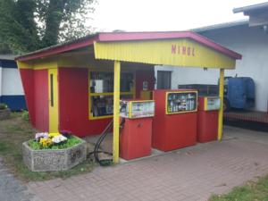 Minol Tankstelle