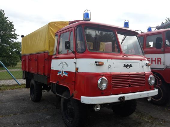 Feuerwehr Robur