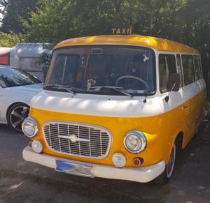 Barkas Taxi