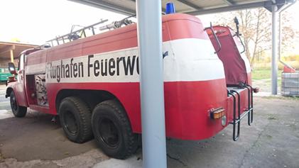 Feuerwehr Flughafen