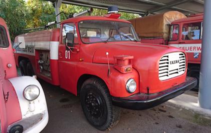 Feuerwehr Tatra