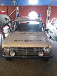 Lada Polizei
