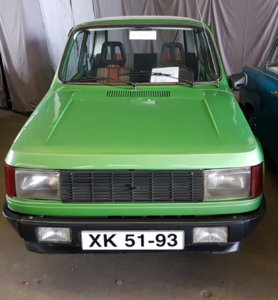 Trabant Muster