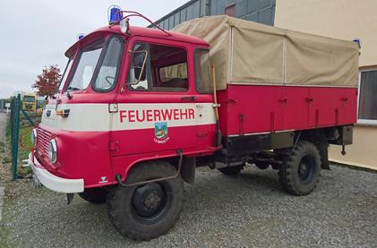 Robur Feuerwehr